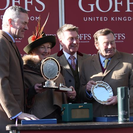Aintree Nickel Coin Trophy
