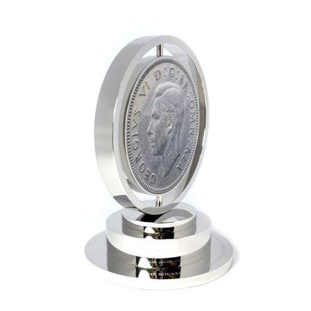 Aintree Nickel Coin Trophy