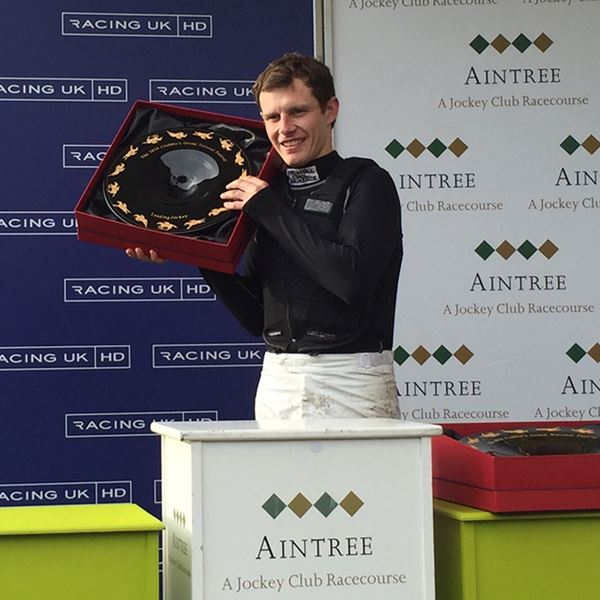 leading jockey trophy