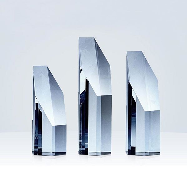 Crystal Hexagonal Tower