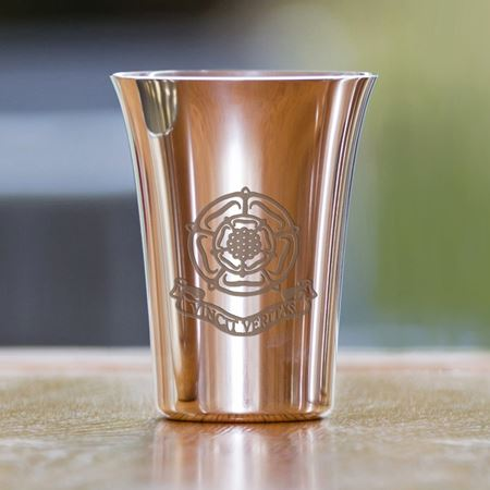 Cundall Manor School Pewter Chelsea Tumbler