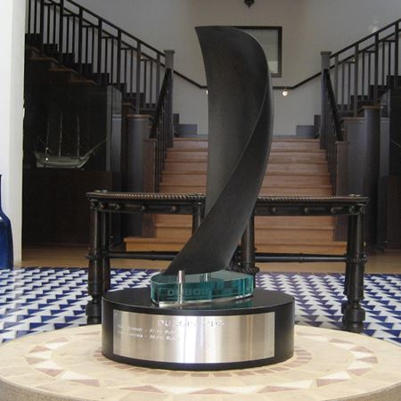 Carbon Fibre Sail Trophy
