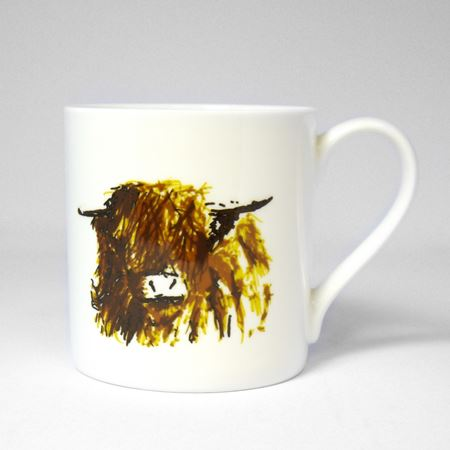 Highland Cow - Inkerman Froghole Collection