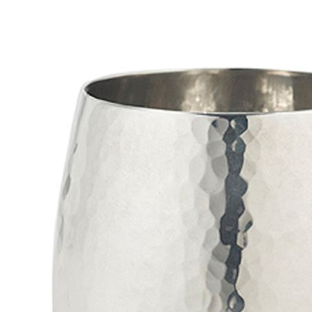 Kensington Hammered Pewter Tumbler