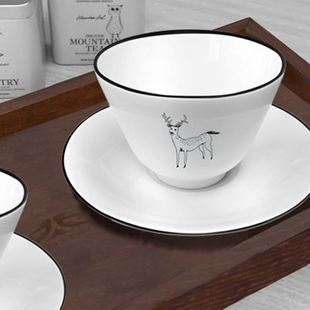 Limoge China Tea Set