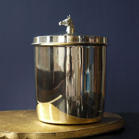 Pewter Champagne Cooler