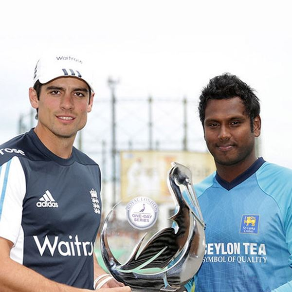 Royal London One Day International Series Trophy