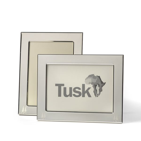 Silver Maasai Photograph Frame