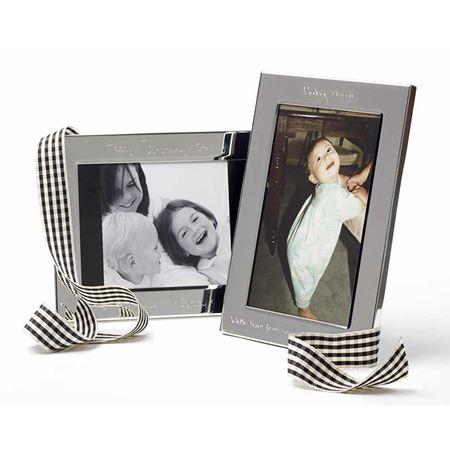 Silver Plate Frames
