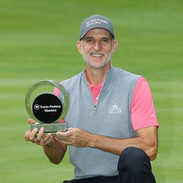 Travis Perkins Masters Trophy