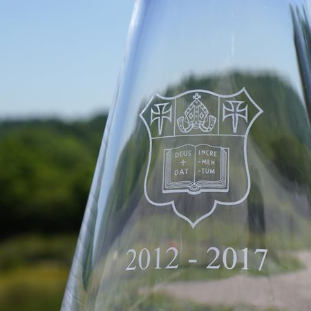 Marlborough College Malaysia Decanter