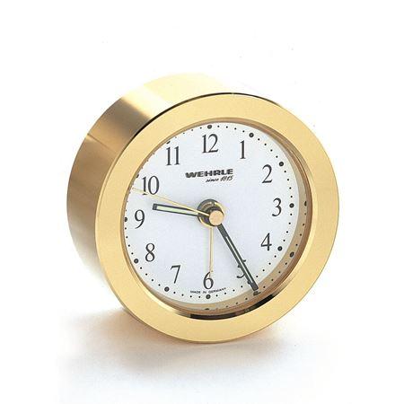 Brass Wehrle Alarm Clock