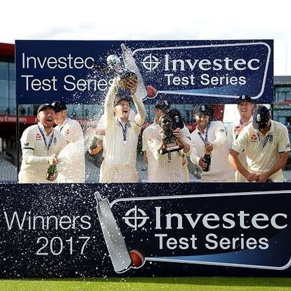 Investec Test Series Trophy 2017