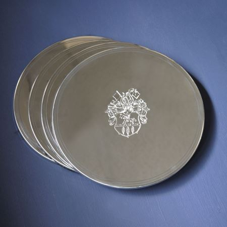 Pewter Table Mat