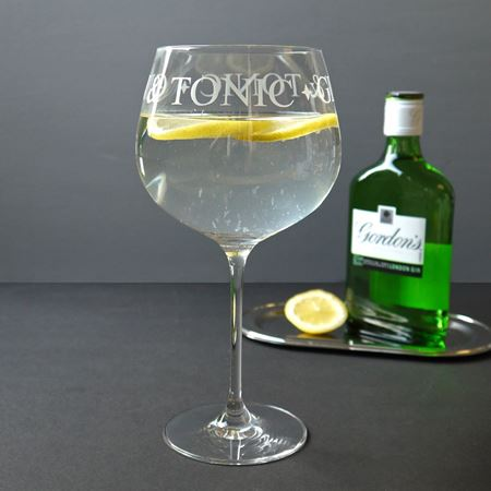 Gin & Tonic Glass