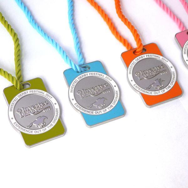 Investec Derby Medals 2017