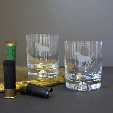 Labrador Jug and Tumbler Set