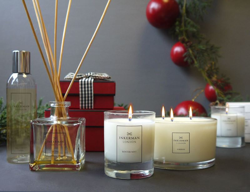 Picture for category Scented Candles & Reed Diffusers