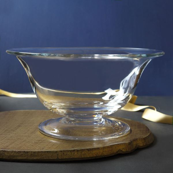 Crystal Alice Bowl