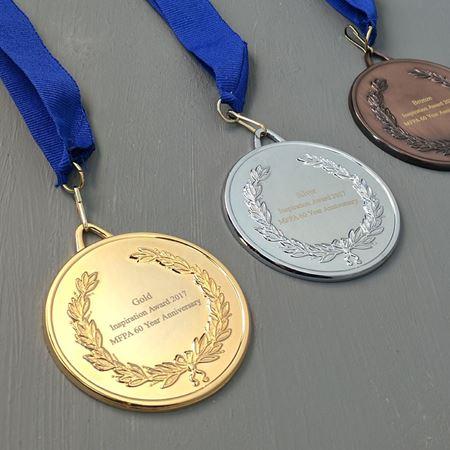 Deutsche Bank Medals