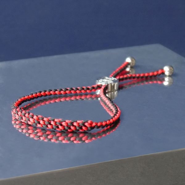 Marlborough College House Friendship Bracelet