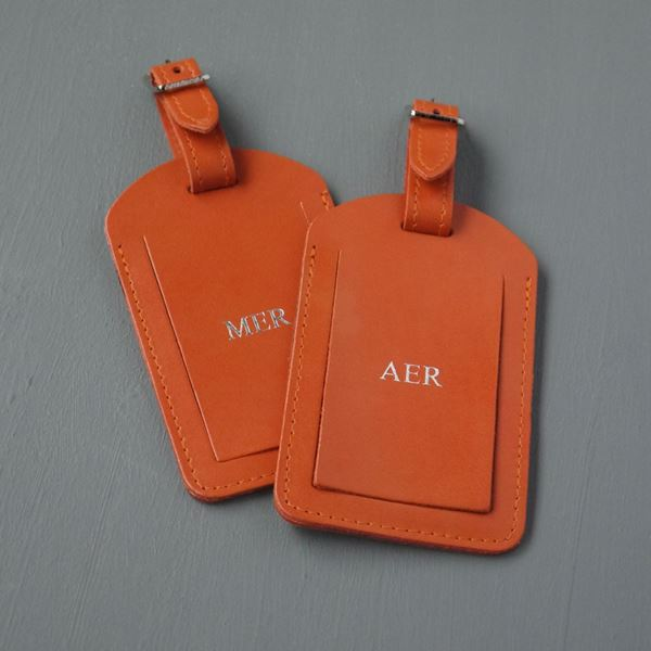 Personalised Luggage Labels