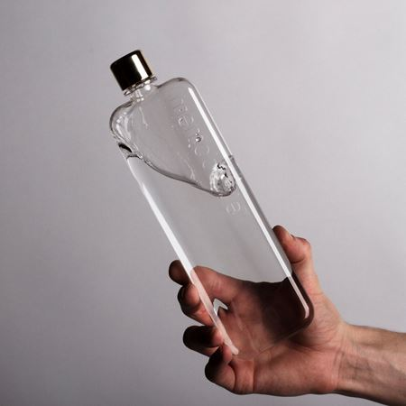 Slim Memo Water Bottle