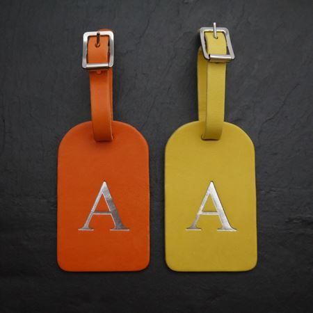 Piccadilly Bag Tag