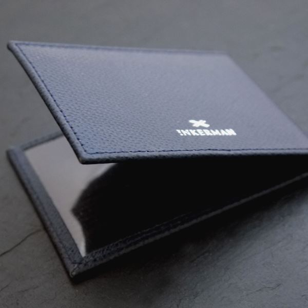 Oyster Card case - open