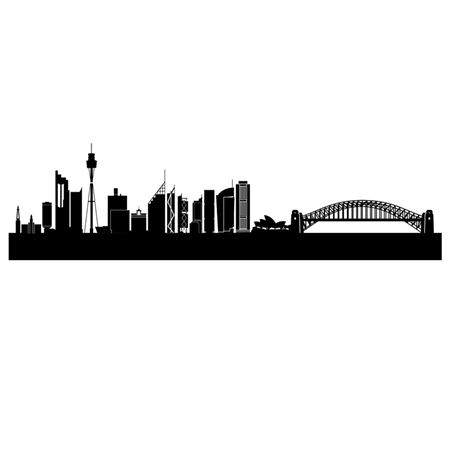 Sydney Skyline Tankard