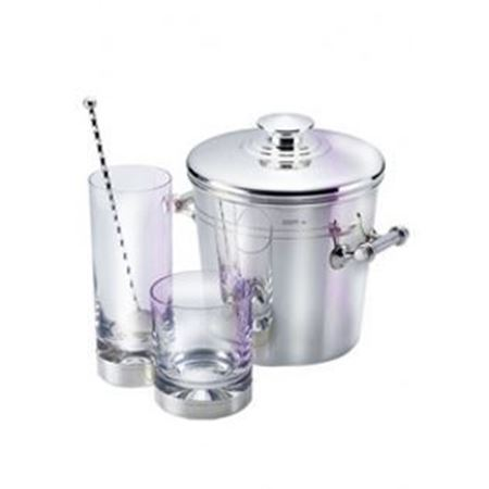 Sterling Silver Ice Bucket