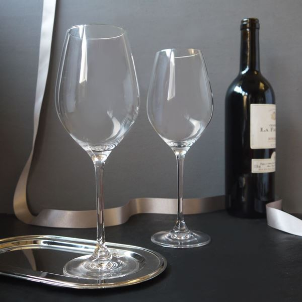 Bayswater Red and White Wine Glasses