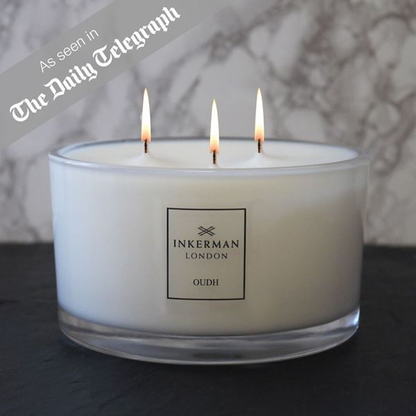 Picture of 3 Wick Candle