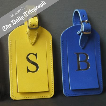 Piccadilly Luggage Tag