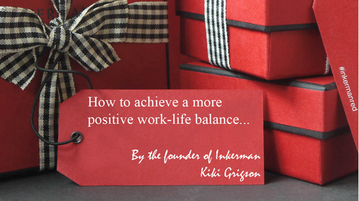 Kiki, Founder & Director of Inkerman - Juggling the Work Life Balance for Women