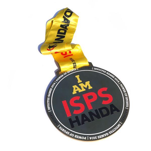 Invictus Games Medal