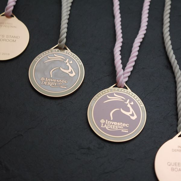 Investec Derby Badges 2018