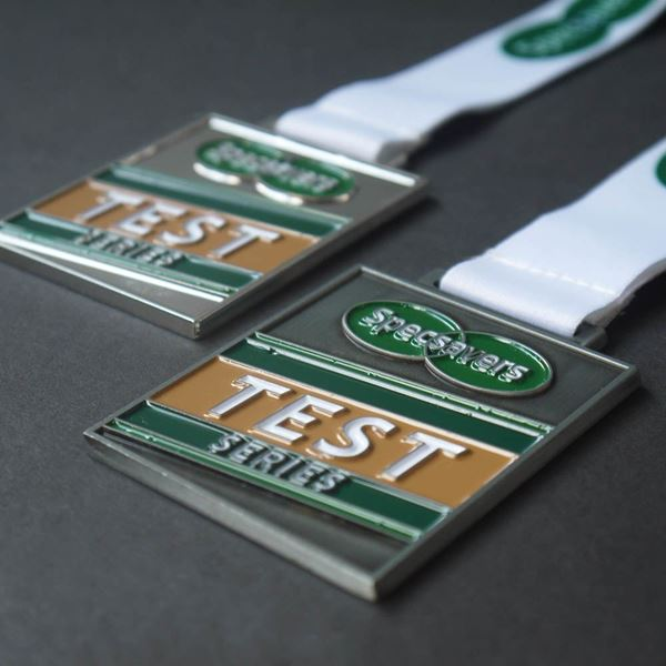 Specsavers Test Cricket Medals