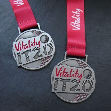 Vitality IT20 Medal