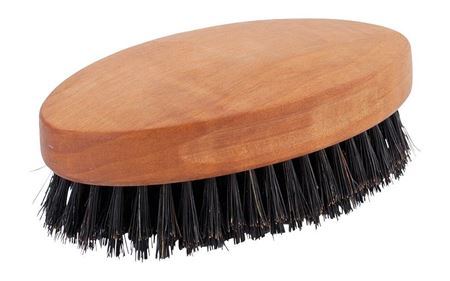 Pearwood Hair Brush Mens
