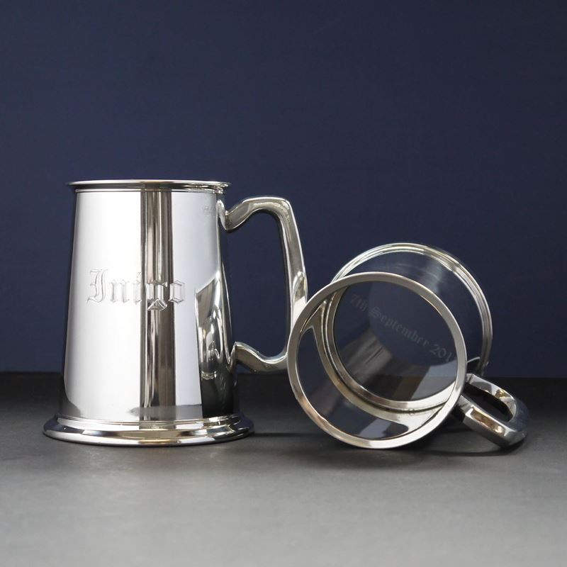 Picture for category Personalised Tankards for Men