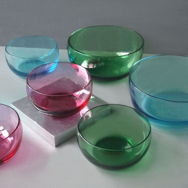 Coloured Bowls