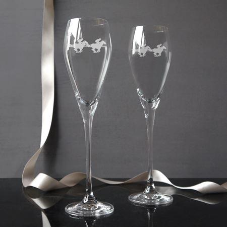 Furlong Champagne Flutes