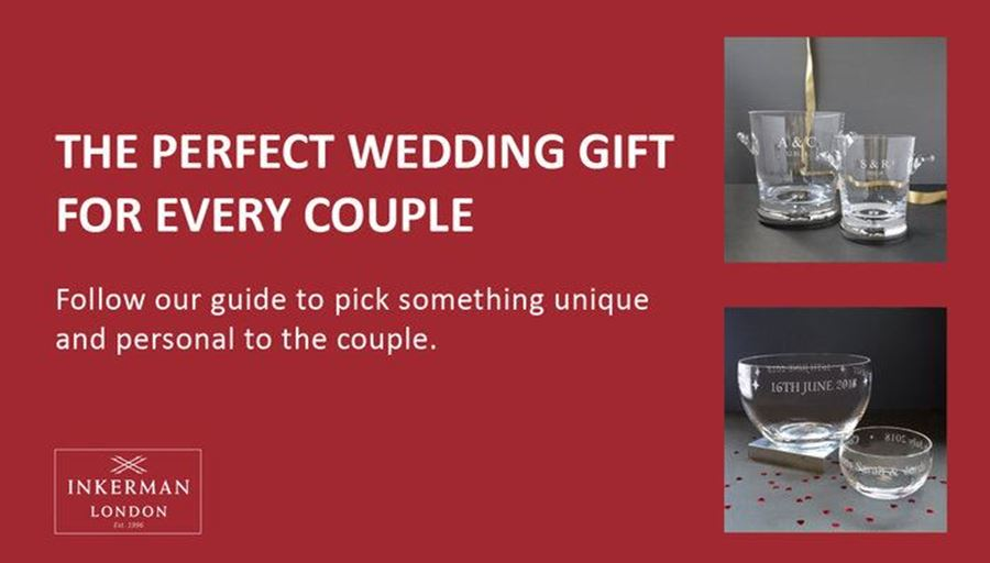 Perfect Wedding Gifts for Every Couple
