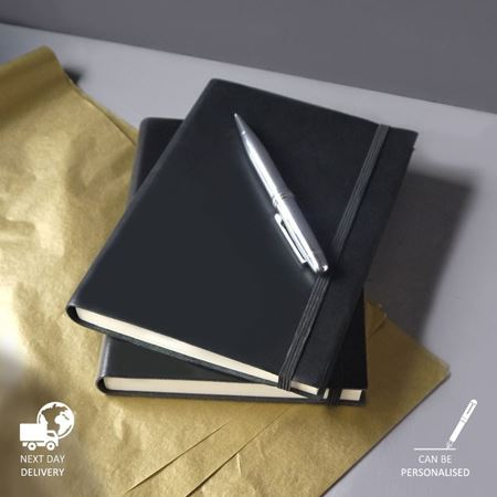 Recycled Leather Notebooks