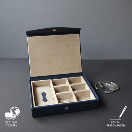 Jewellery and CUfflink Box