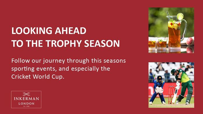 It's trophy season at Inkerman again.