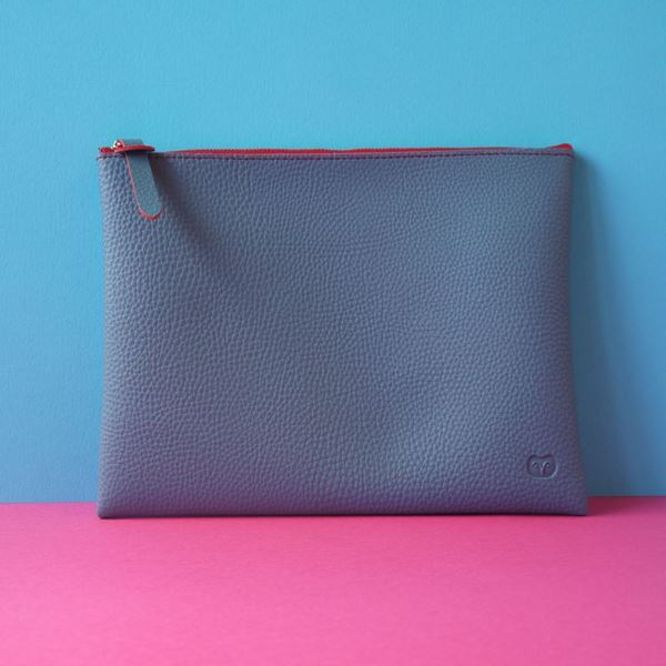Mayfair Pouch Blue