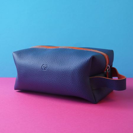 Wash Bag Navy
