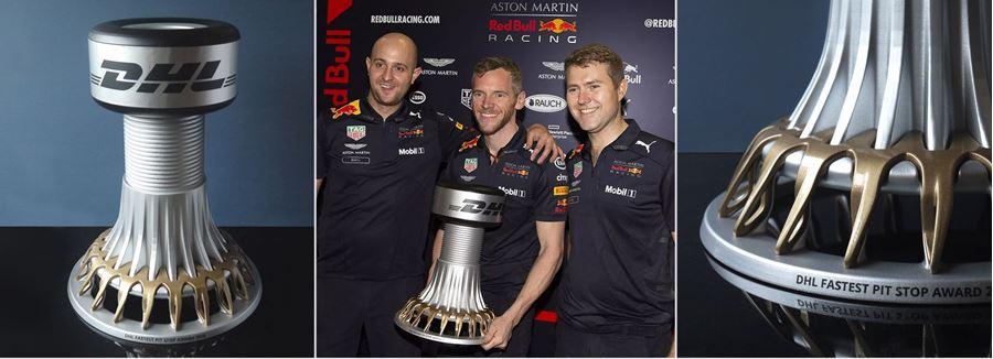 Inkerman Provides Trophy for DHL Awards 2018